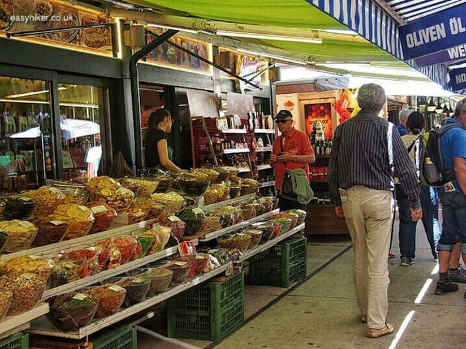 """Naschmarkt - More Lies About Vienna"""