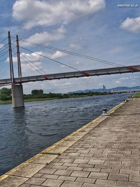 """""""Kaisermühlenbrücke - Many Truths About Vienna"""""""