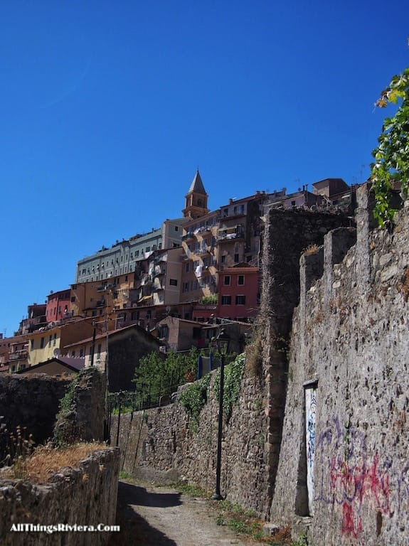 """""""into the old town of Ventimiglia - Recommended Brief Visit to Italy"""""""