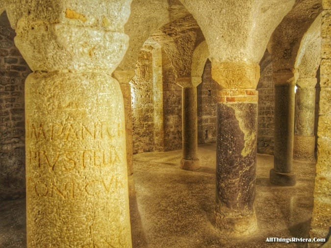 """""""a Roman milestone - Recommended Brief Visit to Italy"""""""