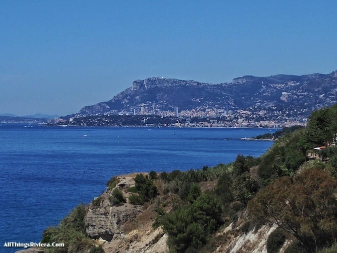 """""""view to Monaco from Ventimiglia - Recommended Brief Visit to Italy"""""""