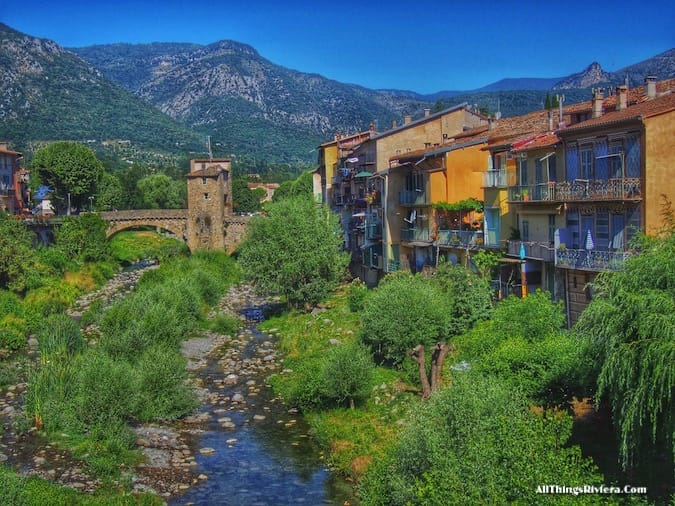 """""""Sospel - Most Storied Backcountry Village in the French Riviera"""""""