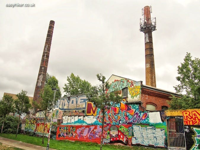"""graffiti wonderland - How We Experienced Plagwitz"""