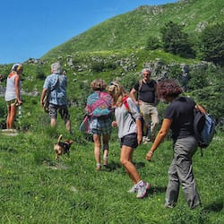 How to Go Easy Hiking in the Italian Riviera Backcountry
