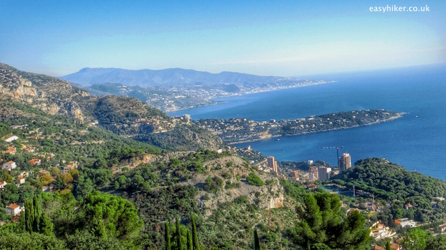 """Monaco seen from La Turbie"""