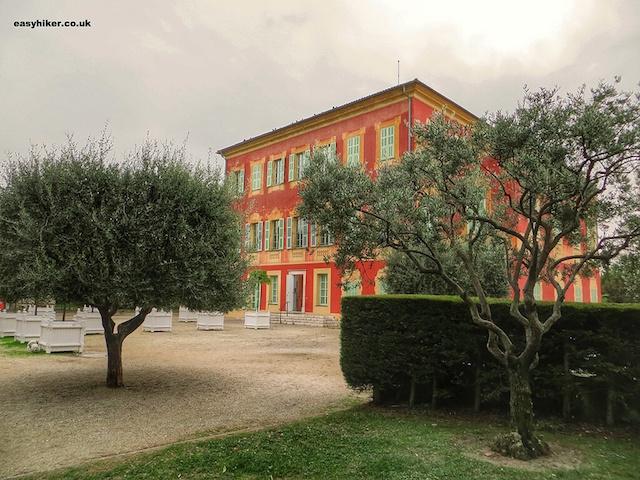 """Henri Matisse museum in Nice"""